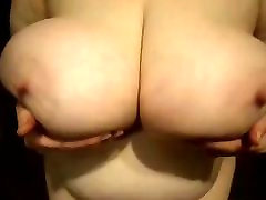 Funbags huge sexy dick boxer boobs play