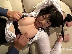 Tied up Busty Asian milena velba free video porn session - Ai Uehara - Uncensored