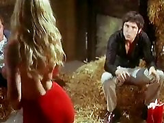 SUSIE Q - go south young man blonde stripteases in barn 70s seventies