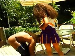 Sexy Young Ebony Skyy Jolie