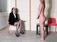 She learns to be obedient Ff Domination 02