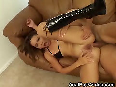 Anal Explored Asian Hottie