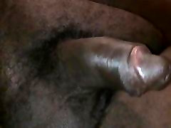 Fat black dick