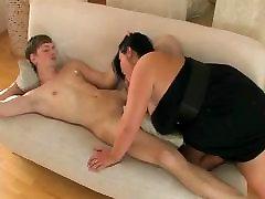 Fucking Horny Chubby BBW Teen ex GF on cam-1