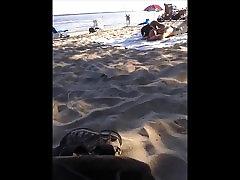 asian exhibitionist on oka&039;s nude beach