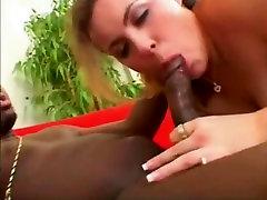 Horny Hot CHubby Teen GF sucking her BBC BF-1