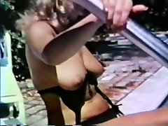 70s car hindi hd Blonde by the pool