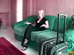 Taylor Lynn - Fresh Off The Bus - Scene 1