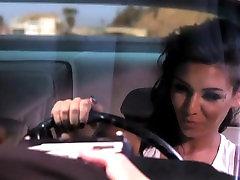 Maria gives Brian killer road head in Fast and Furious porn parody!