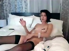 Teen Screaming While Getting Busted Squirting On YourWishCams.com