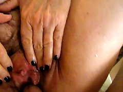 Just a quick squirt