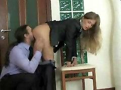 Young Girl Fucks Her Boss