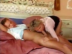 horny blonde milf fucks her sons friend