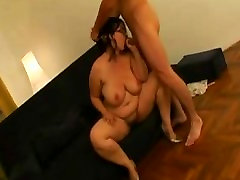 Horny fat bbw friend with big tits. Irena from 1fuckdate.com