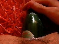 bottle anal fuck
