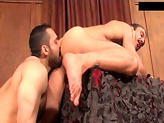 Hot Suited Muscle Bear Fucks His Buddys Hairy Ass add by Jamesxxx71