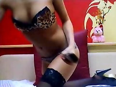 Amateur Girl With Black Stockings Nude In Cam on 4xcams.com