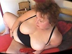Big Butt Mature BBW - 129