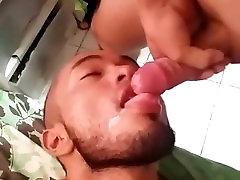 eat cum