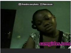 Cam 001: Webcam & Black & Ebony Porn Video a4