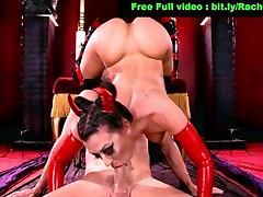 A Horny Devil Rachel Starr gets Fucked Hard 2016 HD - Ready For Cock