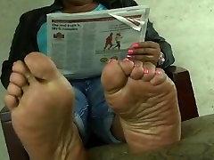 ebony feet 4