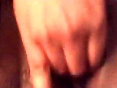 black bbw from BlacksCrush .com fingers her pussy