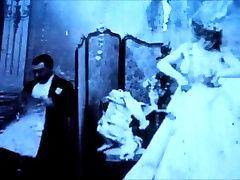 Coucher de la mariée - First adult video ever recorded
