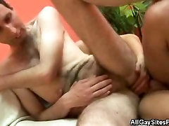 Ass Fucked Skinny Hairy Dude