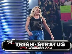 trish and lita vs stacey and torrie wrestling divas bra and panties match