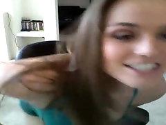 Tori Black Webcam - RARE Dildo - Pussy and ANAL