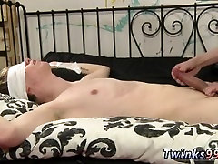 Gay twinks ass creampie movies www.twinks99.com How Much Wanking Can