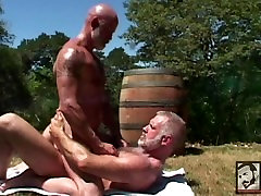 Daddy Bears Fuck in the Forest