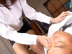 hot asian girl facesitting vid3