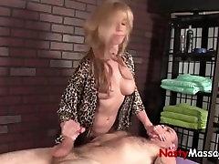 Helen Deniz handjob massage