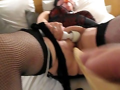 Hardcore BDSM and squirt with a Filthy Slut