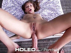 HOLED - Rebel, Adriana and Angel takes dick in their assholes