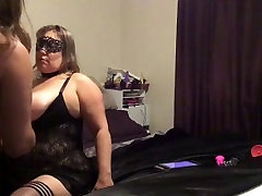 BBW BBM kendra ljst Couple morning sex spanking flogging but plug feet tickled