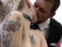 Sexy Fetish Bondage Couple