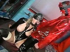 MELICHERIKOVA Leather & Latex play