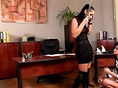 Super bewitching bdsm fetish plays with Mr Grey