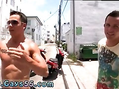 Bullied into sex gay porn Scoring On Scooters