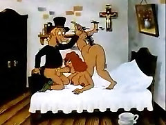 Vintage Adult Cartoon 1