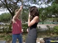 Super Hot Mom Silvia Saige Takes A Load On Her Beautiful Big Tits
