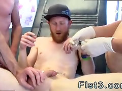 Gay boys having buddy sex First Time Saline Injection for Caleb