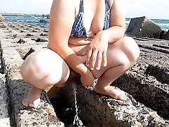 Hairy Mature Wife Golden Shower Compilation