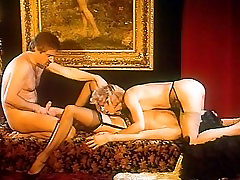 Alpha France - French porn - Full Movie - LInitiation Dune Femme Mariee