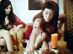 Vintage Gold Special Edition Girls Only 2 Scene 9 Lesbian Scene