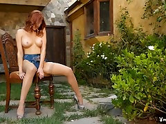 What men want Chandler South, hot redhead Playboy