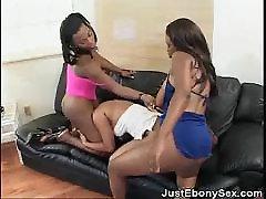 Phat Ass Ebony Lesbian Honeys